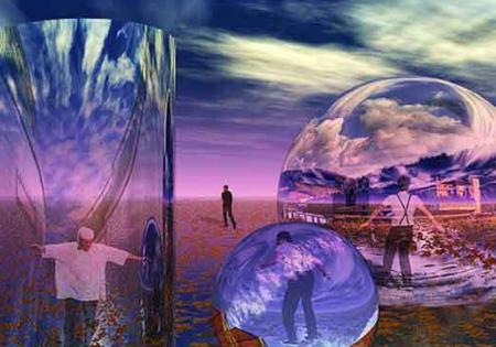 Какими бывают пространственные измерения (виды пространства)?