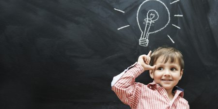 Исследование NASA: 98% детей рождаются гениями, но школа делает из них среднестатистических идиотов.
