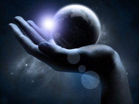 Наш мир создан из ничего.