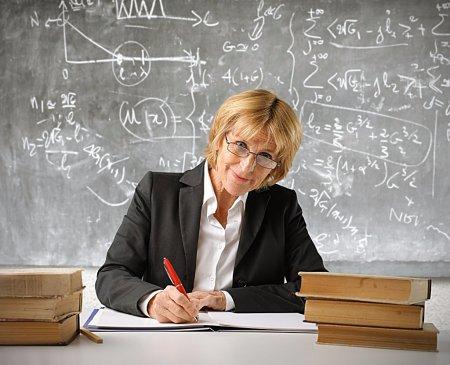 Лучшая учительница в жизни.